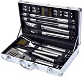 Top 10 Best Grill Set With Storage Cases 2020