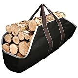 Top 10 Best Log Holder With Canvas Carriers 2020