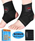 Top 10 Best Brace Ideal For Sprained Ankles 2020