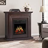 Top 10 Best Electric Fireplace With Mantels 2020