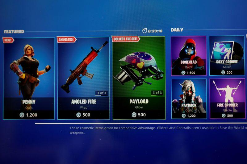 Fortnite creator Epic Games says gamers can use Apple sign ...