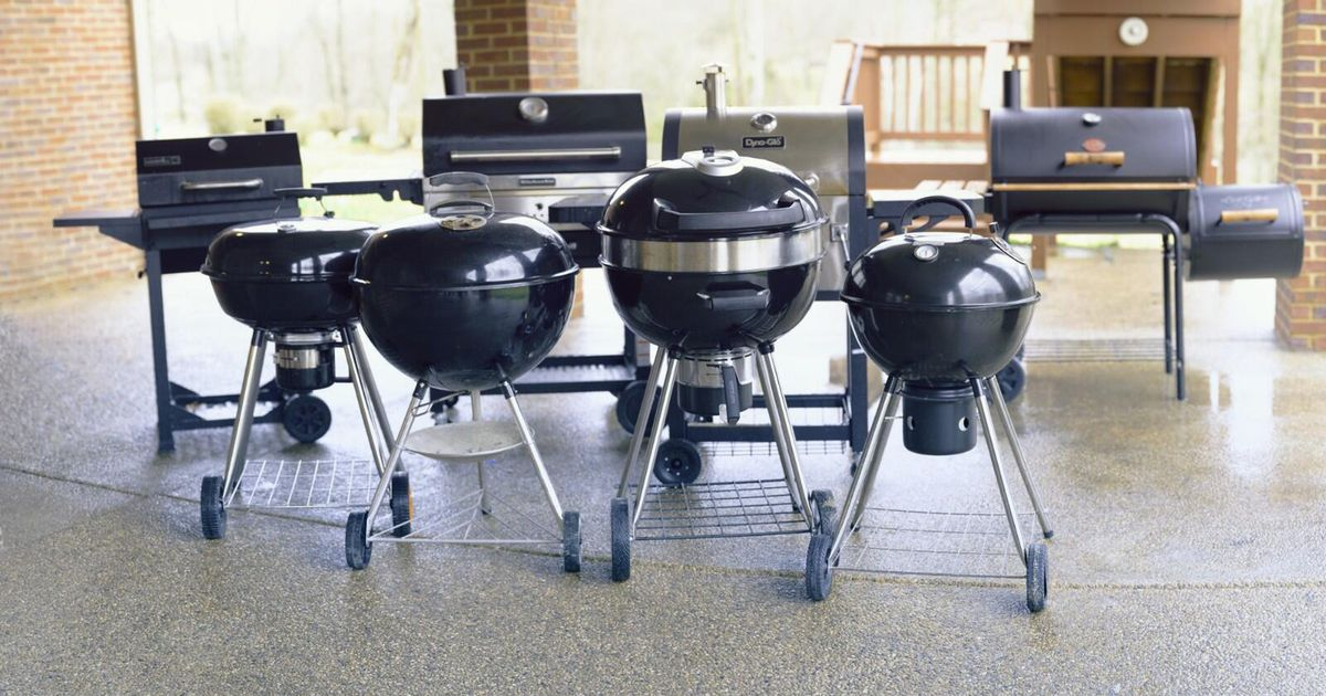 The best charcoal grills in 2020: Napoleon, Weber, Char-Griller and more