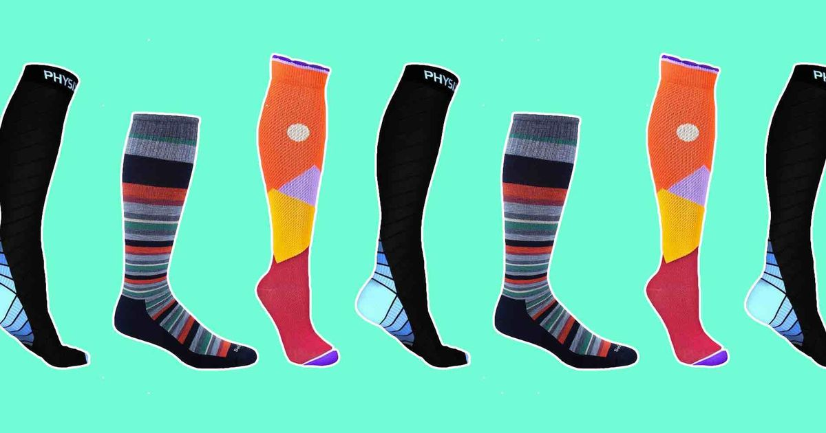 The best compression socks to wear while working from home