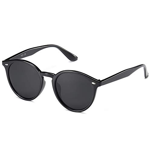 Top 10 Best Round Sunglasses With Polarized Lenses 2020