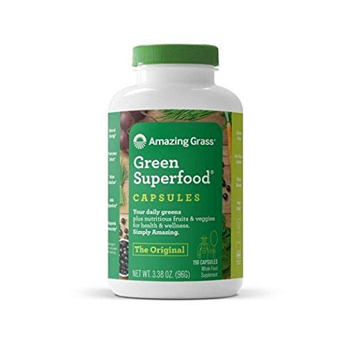 Top 10 Best Super Green Vitamins 2020