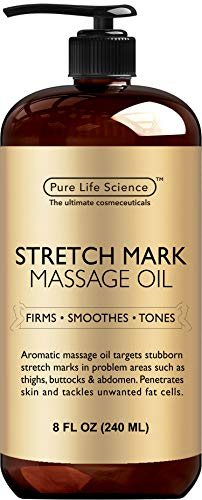Top 10 Best Massage Creams For Stretch Marks 2020