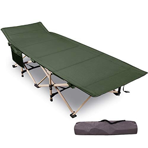 Top 10 Best World Outdoor Products Cots 2020