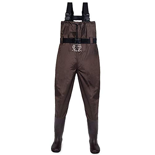 Top 10 Best Wader Pants With Boots 2020