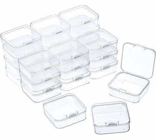 Top 10 Best Small Square Plastic Containers 2020