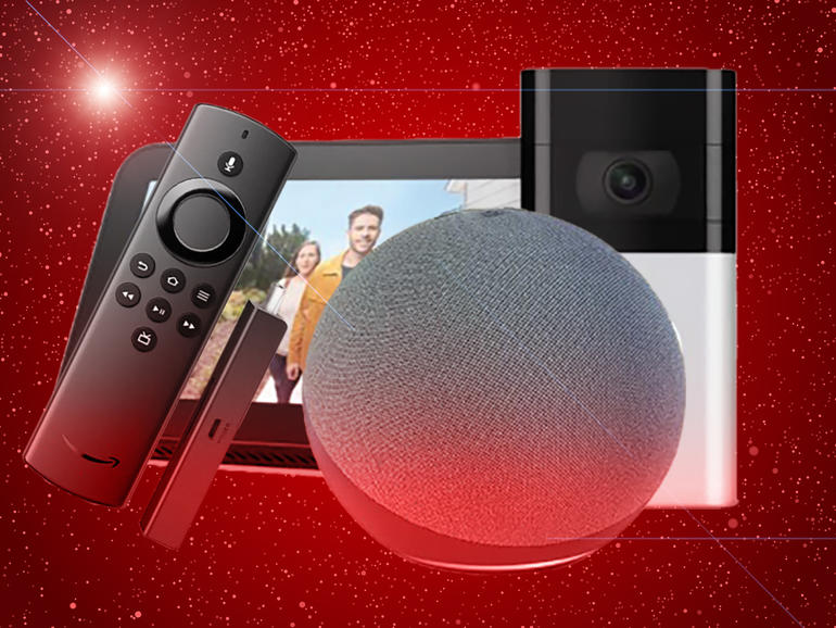 Amazon Black Friday deals: Echo, Kindle, Fire TV, and more