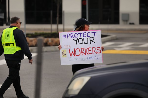 Amazon and CZI face labor disputes as Biden promises gig workers better protections – TechCrunch