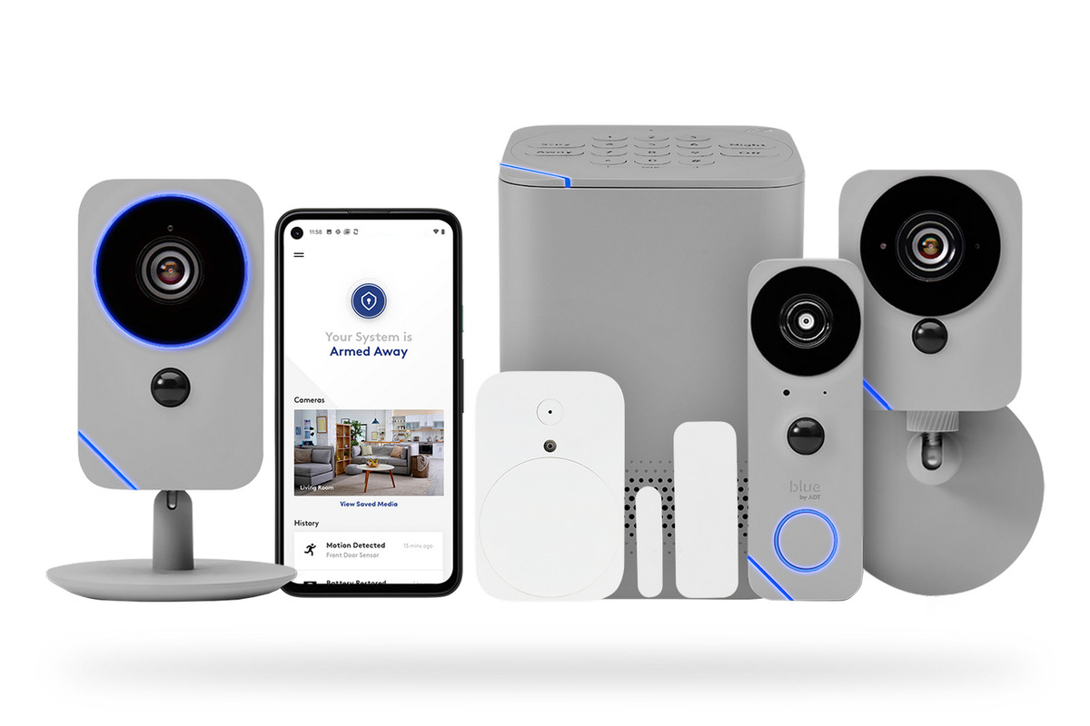 Blue by ADT review: ADT takes another shot at DIY home security