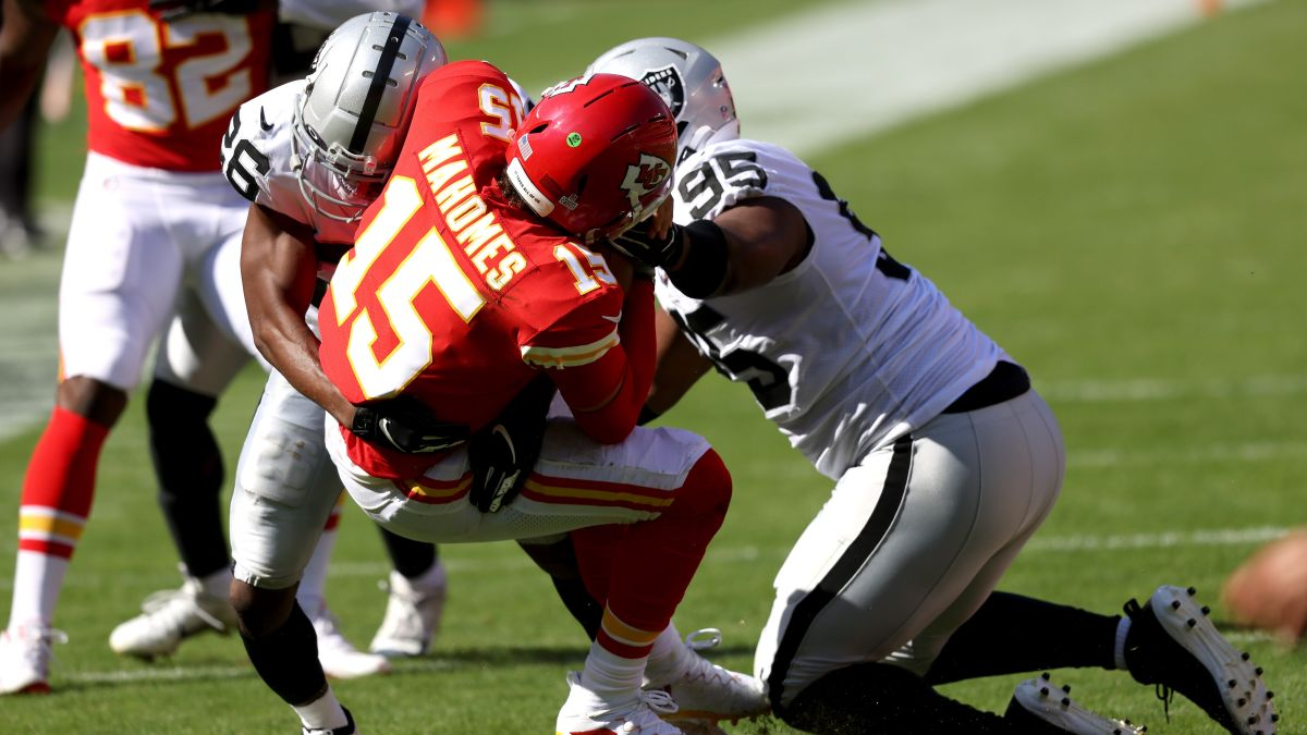 Chiefs vs Raiders live stream: how to watch NFL Sunday Night Football from anywhere