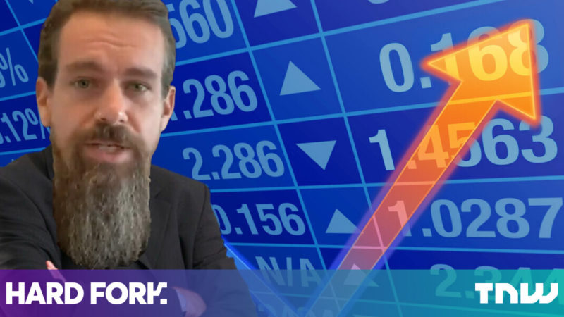 Dorsey's beard sets 3 share price records in 3 days