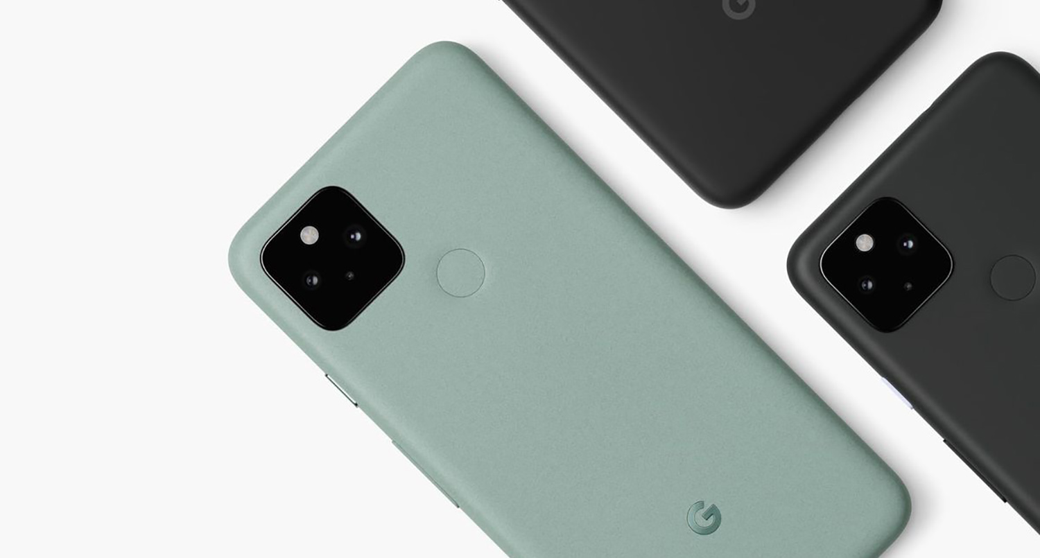 Google Pixel 5 Gets a $50 Discount on Amazon for Just Black, Sorta Sage Finishes [New Price