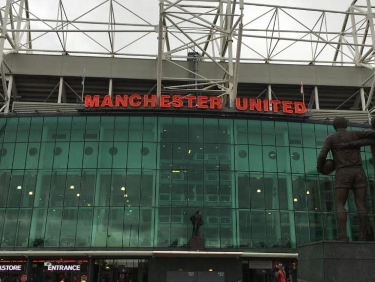 Manchester United football club discloses security breach