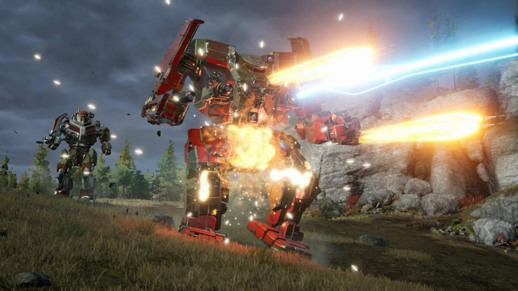 MechWarrior 5 Mercenaries Confirmed for Xbox One, Series S and X