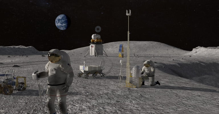 NASA Asks What You Would Take With You on a Trip to the Moon
