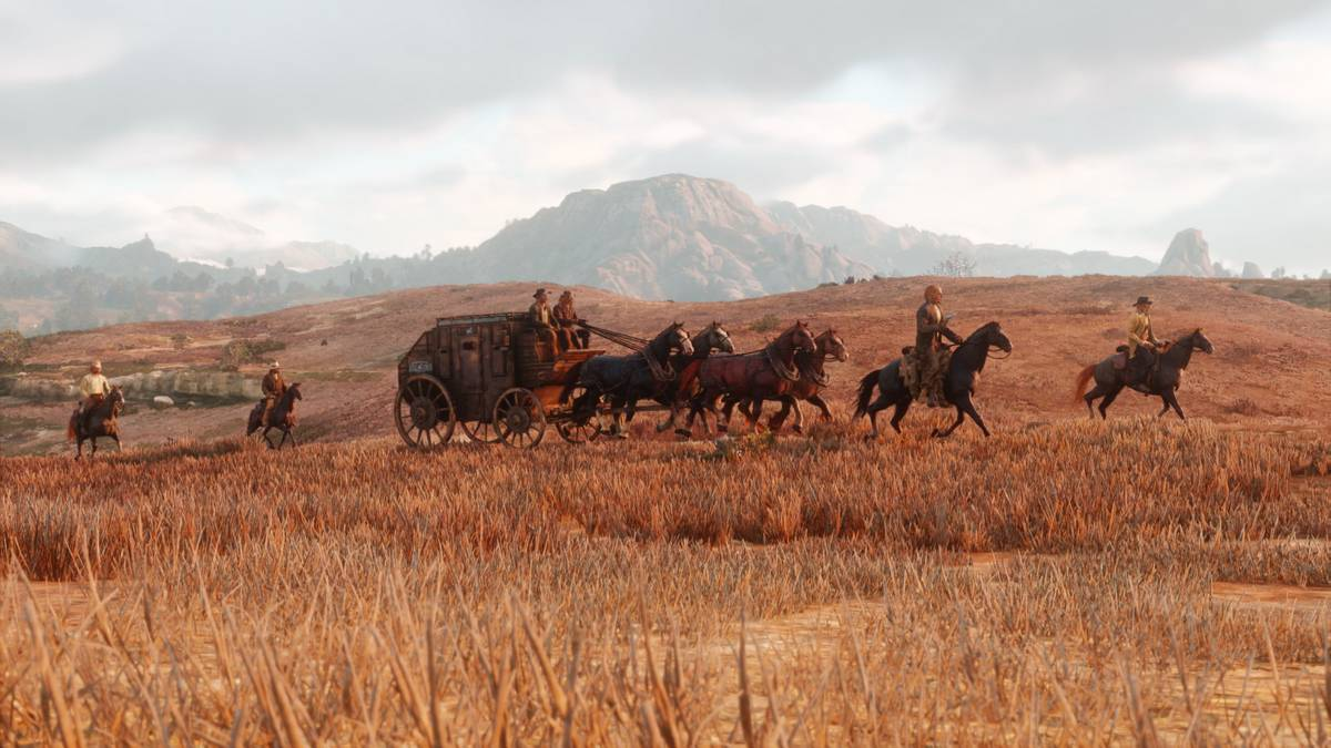 News Station Mistakes Red Dead Redemption's Graphics For The Real Outdoors
