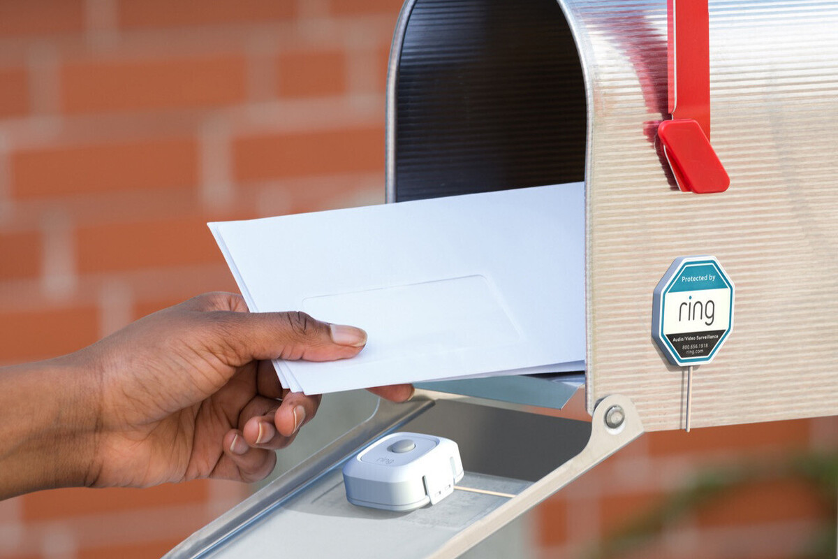 Ring Mailbox Sensor Review: The postman needn't ring at all