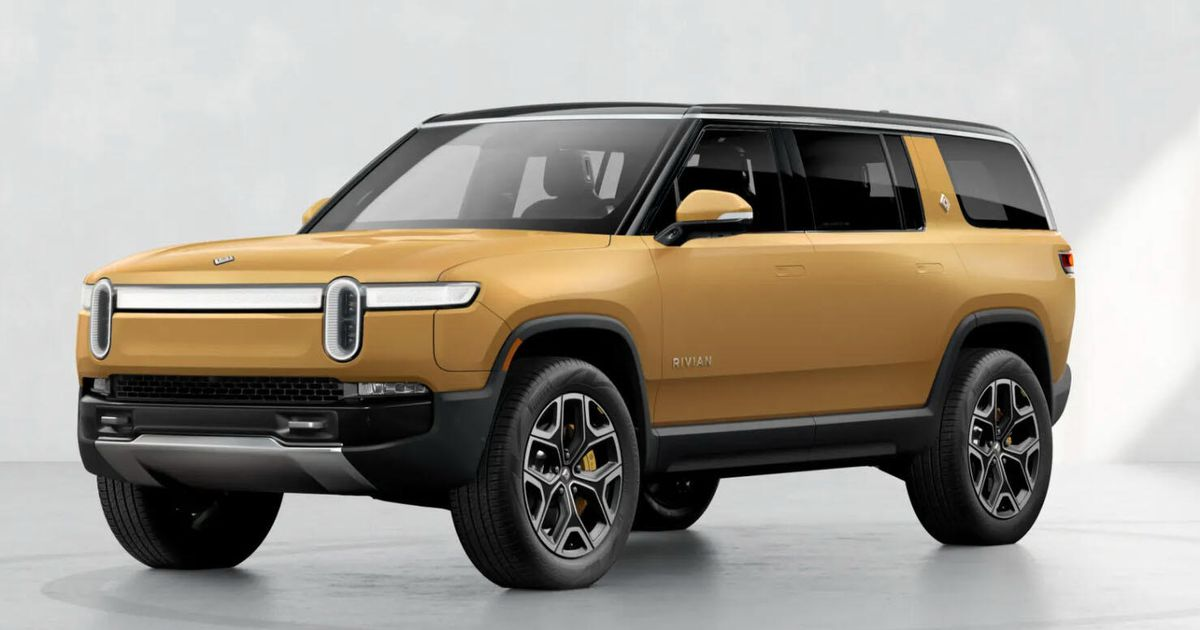 Rivian R1T and R1S: Here's how I'd spec them