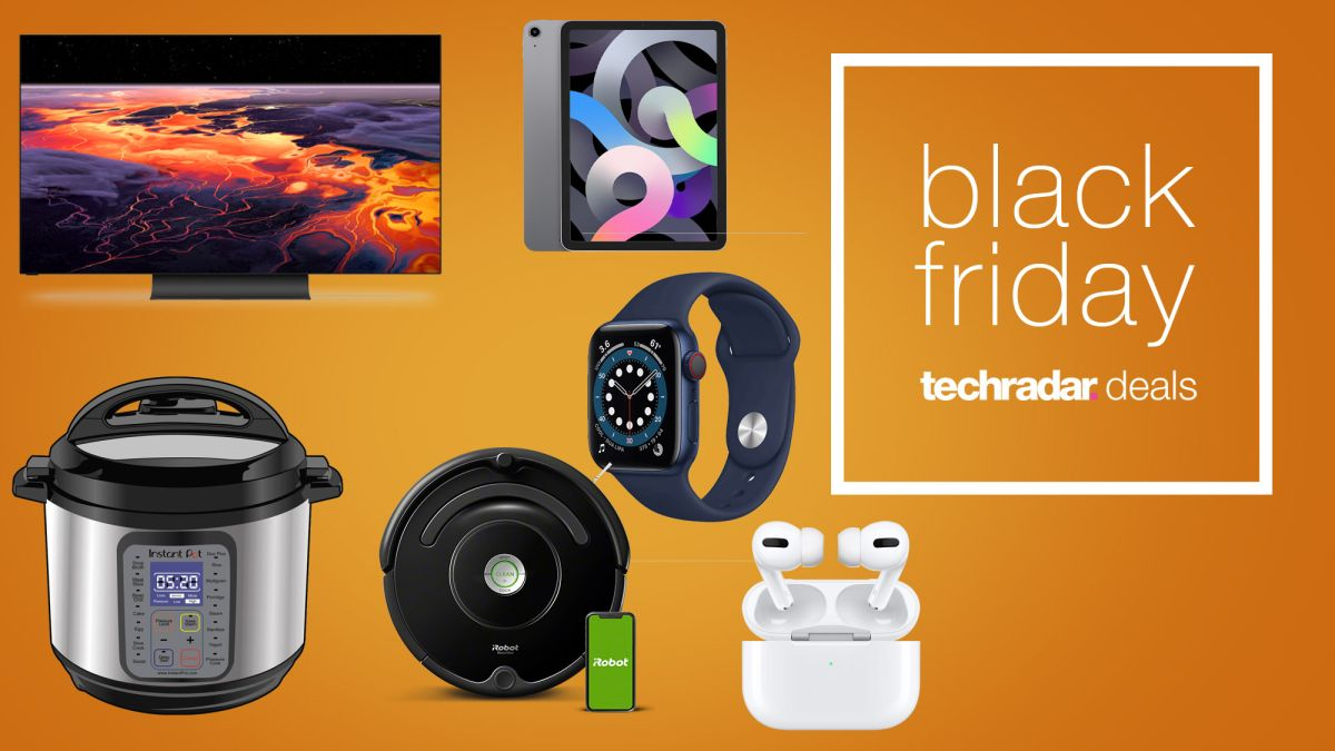 The 31 best Black Friday deals you can get right now: 4K TVs, AirPods, laptops, more