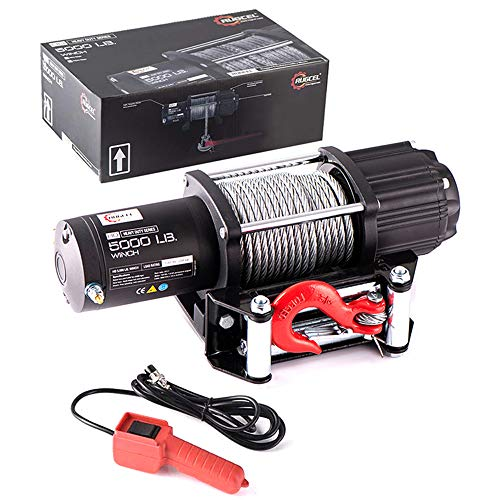 Top 10 Best 5000 Winches 2020