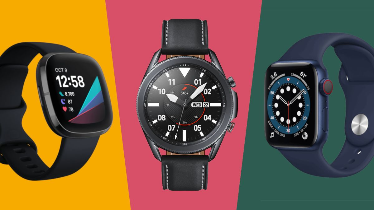 2020 in wearables: Apple Watch 6, Samsung Galaxy Watch 3 and more
