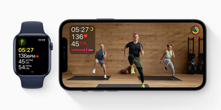 Apple Fitness+ launches this coming Monday at $9.99 per month