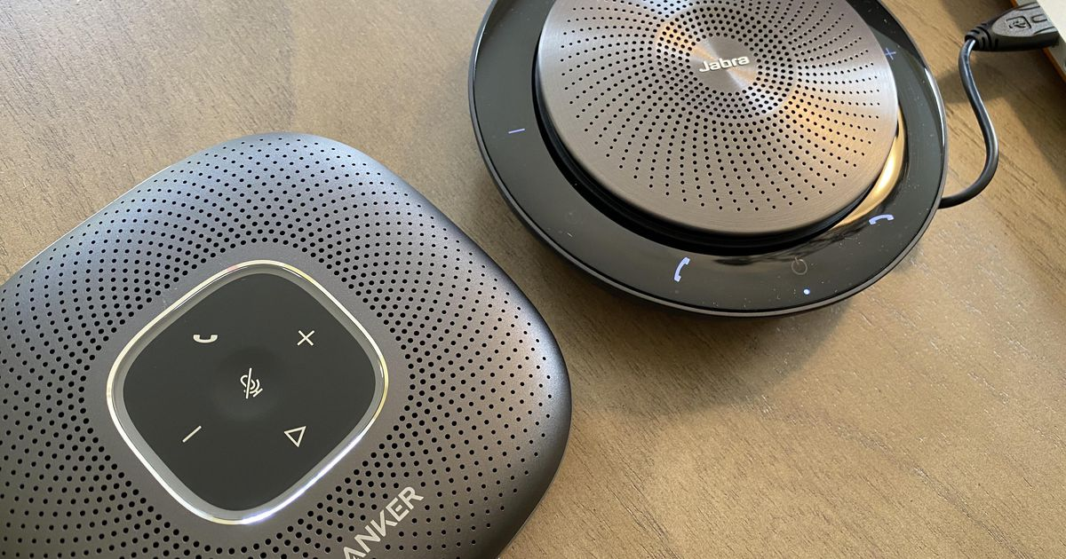 Best speakerphone in 2021 for working from home