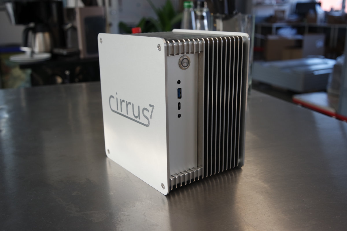 Cirrus7 Incus NUC Is A Mini-PC That Supports Up To 10 Core Intel Comet Lake CPUs