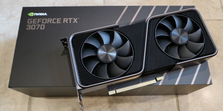 """""""Demand will probably exceed supply"""": Nvidia explains RTX 30 shortages"""
