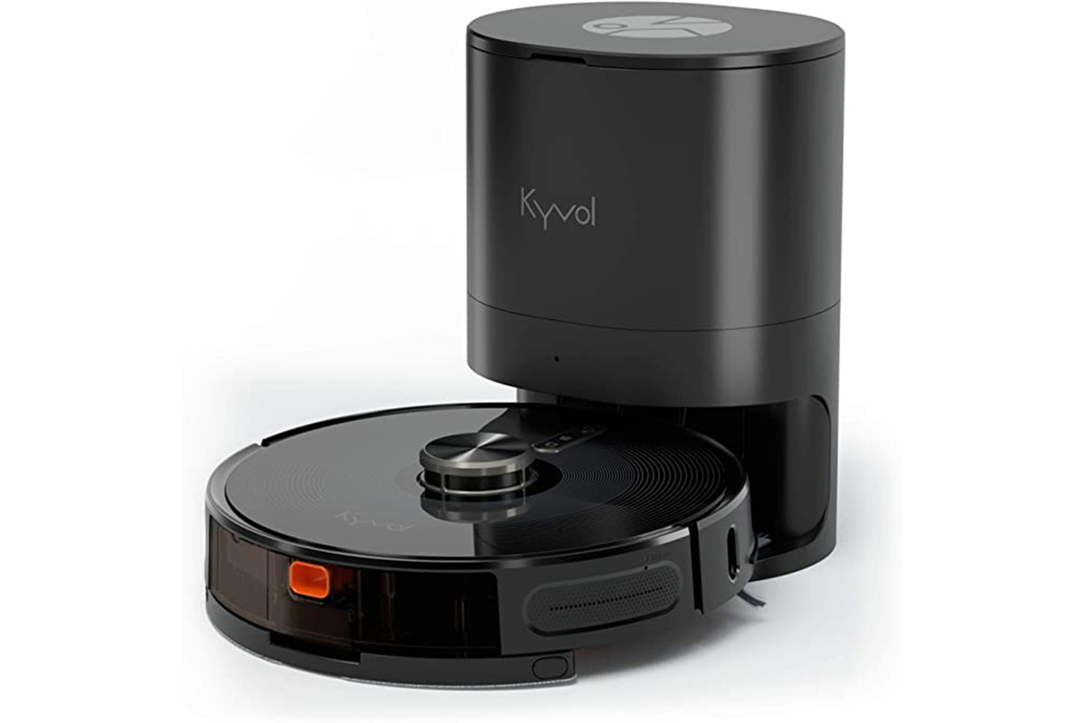 Kyvol Cybovac S31 review: a self-emptying robot vac that mops