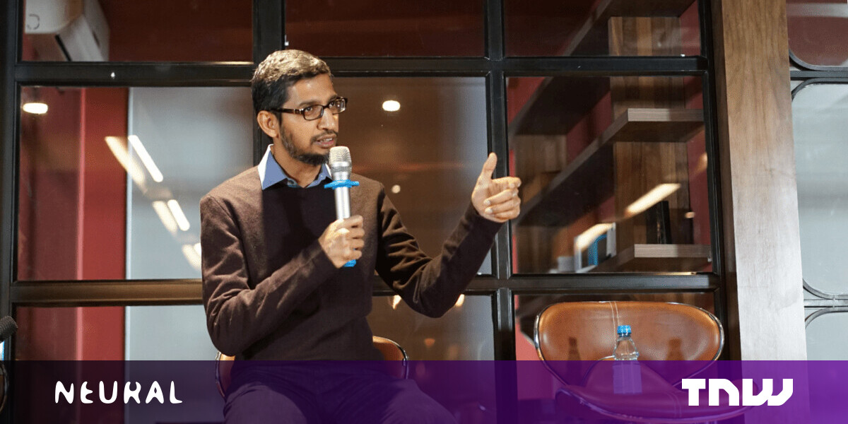Pichai's promises do little to quell outrage over Timnit Gebru's Google firing