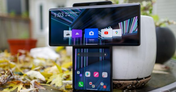 LG Wing Gets Much-Needed Multitasking Improvements With New Update