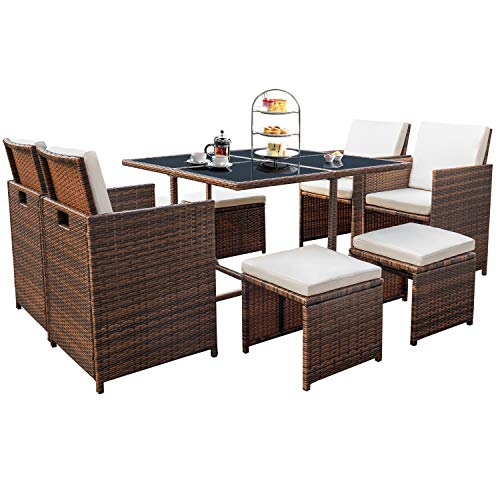 Top 10 Best of 6 Seater Patio Sets 2020