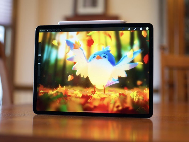 12.9-inch iPad Pro with mini-LED display coming Q1 of 2021 ...