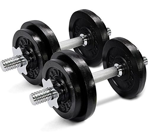 Top 10 Best of Cast Iron Dumbbell Sets 2020