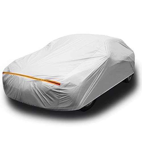 Top 10 Best Canvas Car Covers 2021