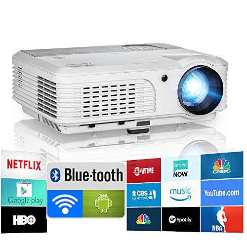 Top 10 Best Eug Projectors For Home Theaters 2021