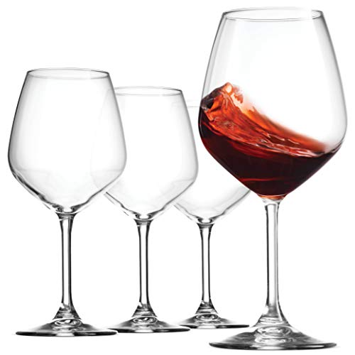 Top 10 Best of Big Red Wine Glasses 2021