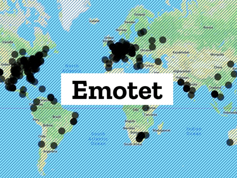 Authorities plan to mass-uninstall Emotet from infected hosts on March 25, 2021