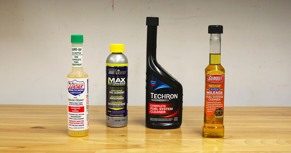 Best fuel injector cleaners for 2021