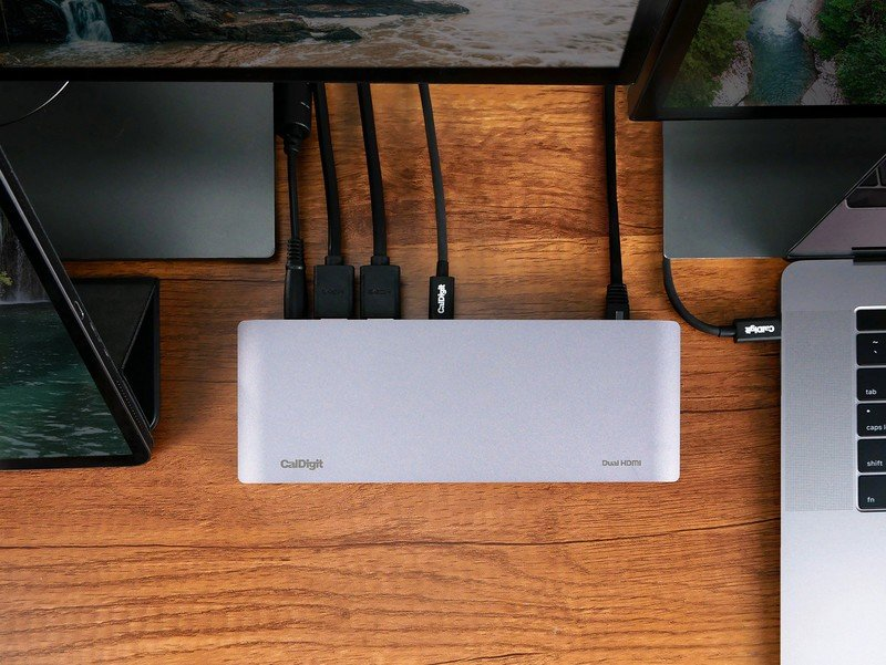 CalDigit announces new USC-C HDMI dock with 94W charging