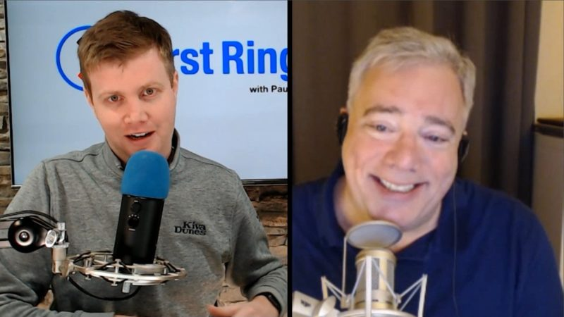 First Ring Daily 975: Duo of Laptops