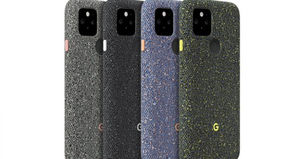 Get Google's Best Pixel 5 Case For a Great Price