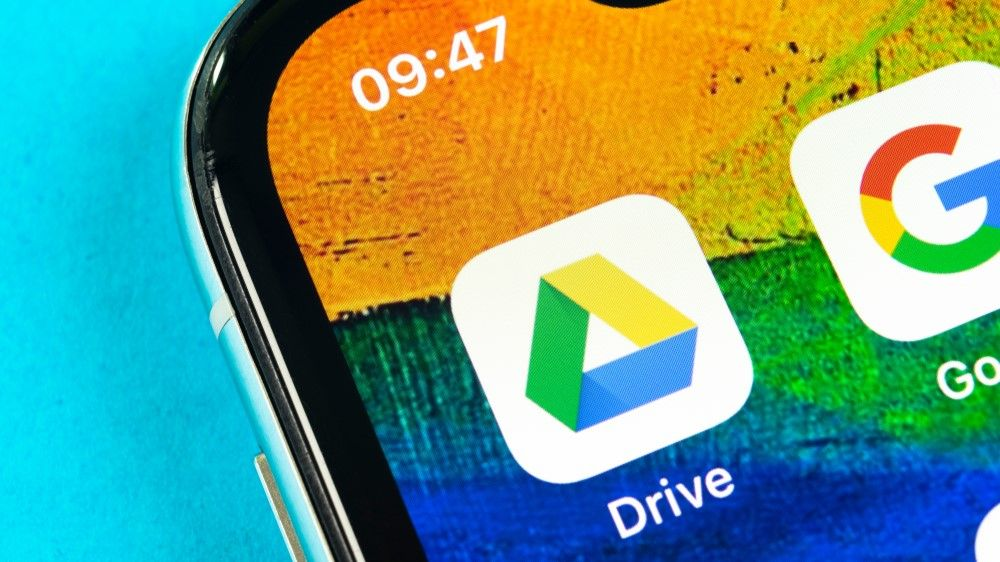 Google Drive users can now fully back up their files on Apple M1 Macs