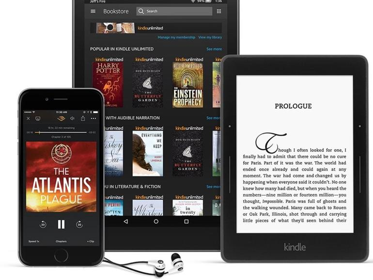 Amazon Sued For Fixing e-Book Prices In US