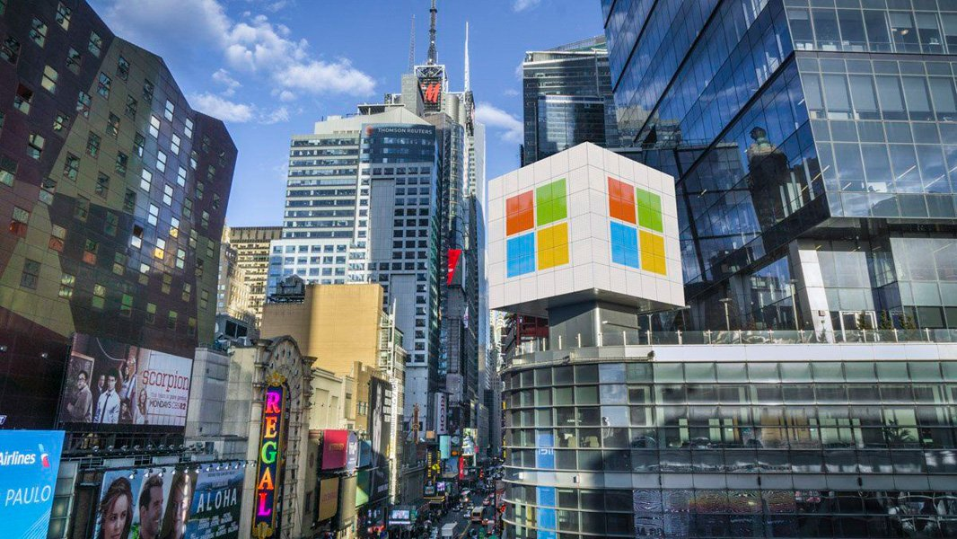 Microsoft posts $15.5bn second-quarter profit