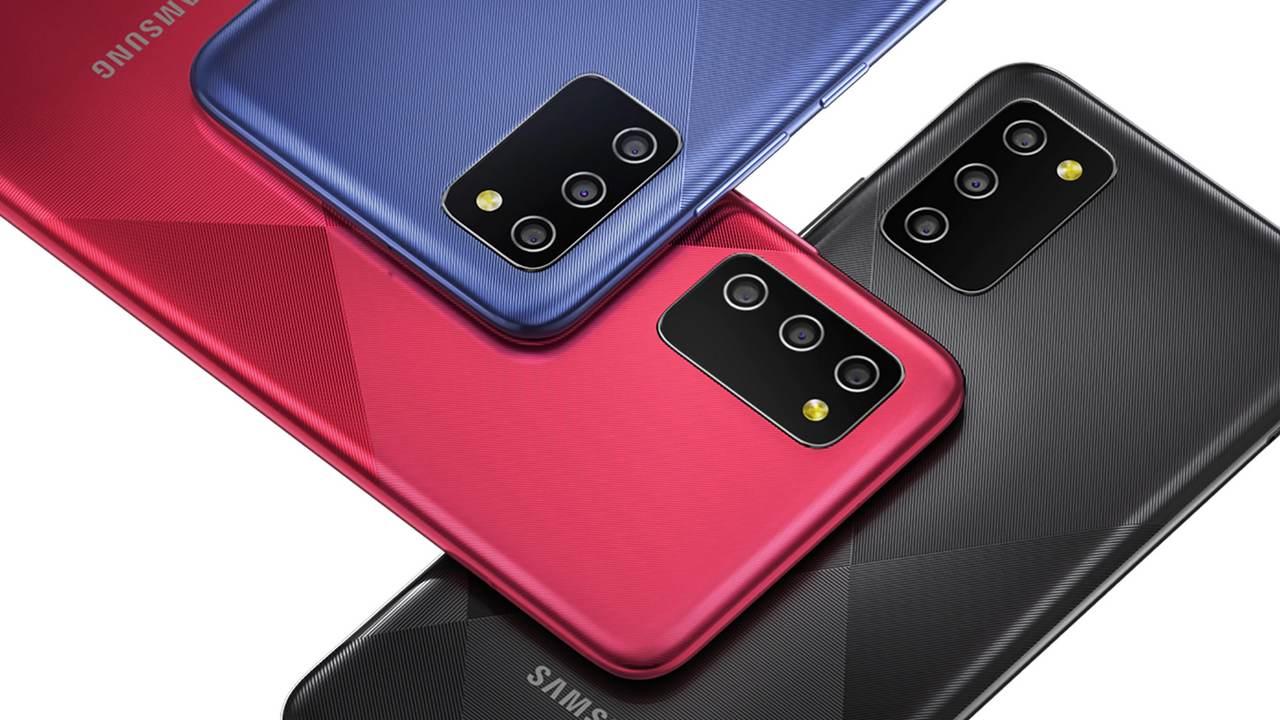 Samsung Galaxy M02s with a 13 MP triple rear camera setup launched in India at a starting price of Rs 8,999- Technology News, Firstpost